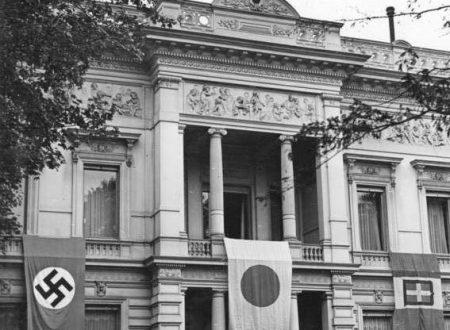 La nascita dell'Asse Roma-Berlino-Tokyo