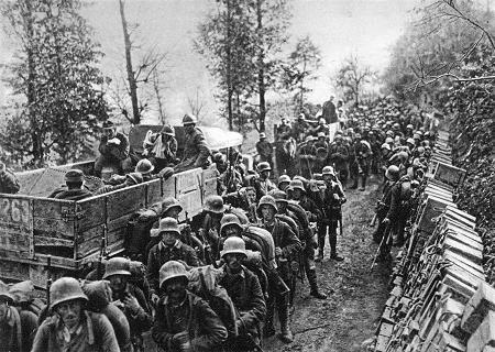 Prima guerra mondiale: la disfatta di Caporetto