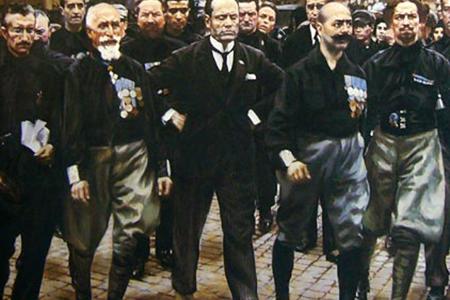 La nascita del primo governo Mussolini