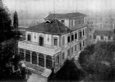 Prima guerra mondiale: l'Armistizio di Villa Giusti