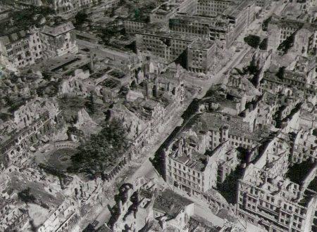 Il bombardamento di Berlino