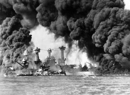 """WWII, Pearl Harbor: il """"Giorno dell'infamia"""""""