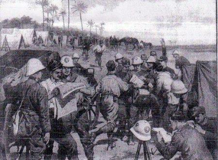 La Battaglia di Kunfida (Mar Rosso)