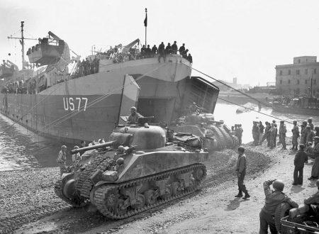 WWII: lo Sbarco di Anzio