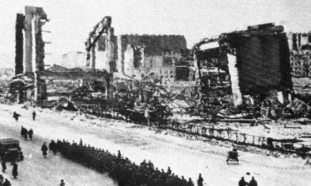 WWII: l'insurrezione di Varsavia