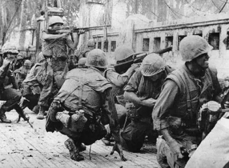 Guerra del Vietnam: l'Offensiva del Têt