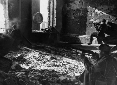 La fine della Battaglia di Stalingrado