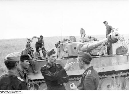 Le privazioni subite dai soldati tedeschi