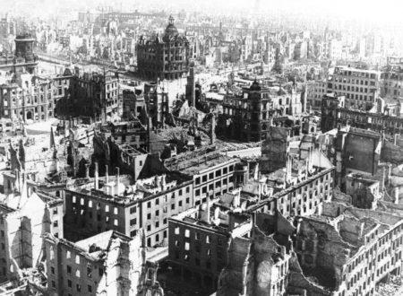 Dresda, WWII: la città fantasma
