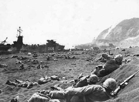 WWII: la Battaglia di Iwo Jima