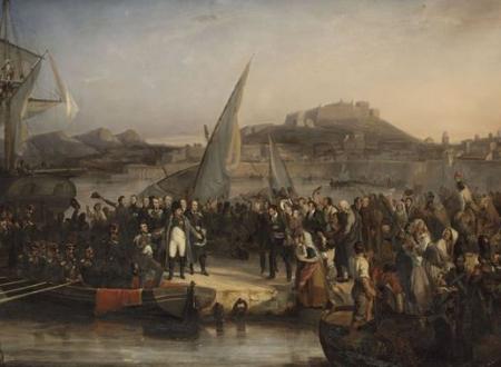 Il ritorno di Napoleone Bonaparte