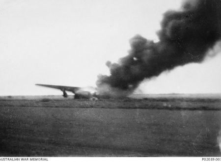 WWII: l'Australia è sotto attacco