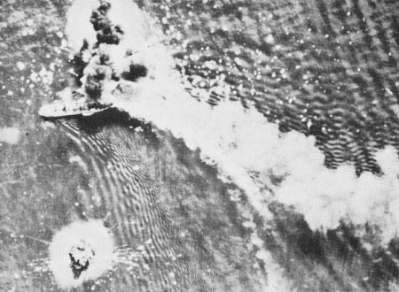 WWII: The Battle of the Bismarck Sea