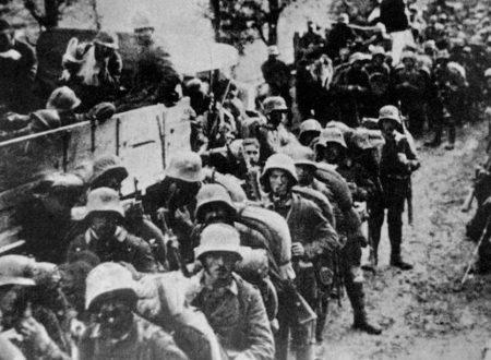 La Grande Guerra: l'ora di Caporetto