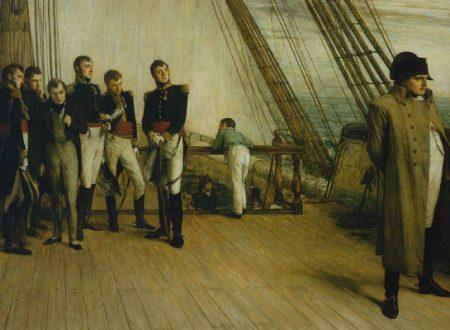 Il tramonto militare di Napoleone