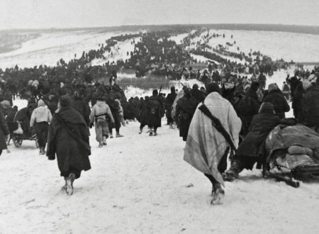 Russia, 1942: la drammatica ritirata dell'ARMIR
